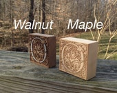 Maple or Walnut custom en...