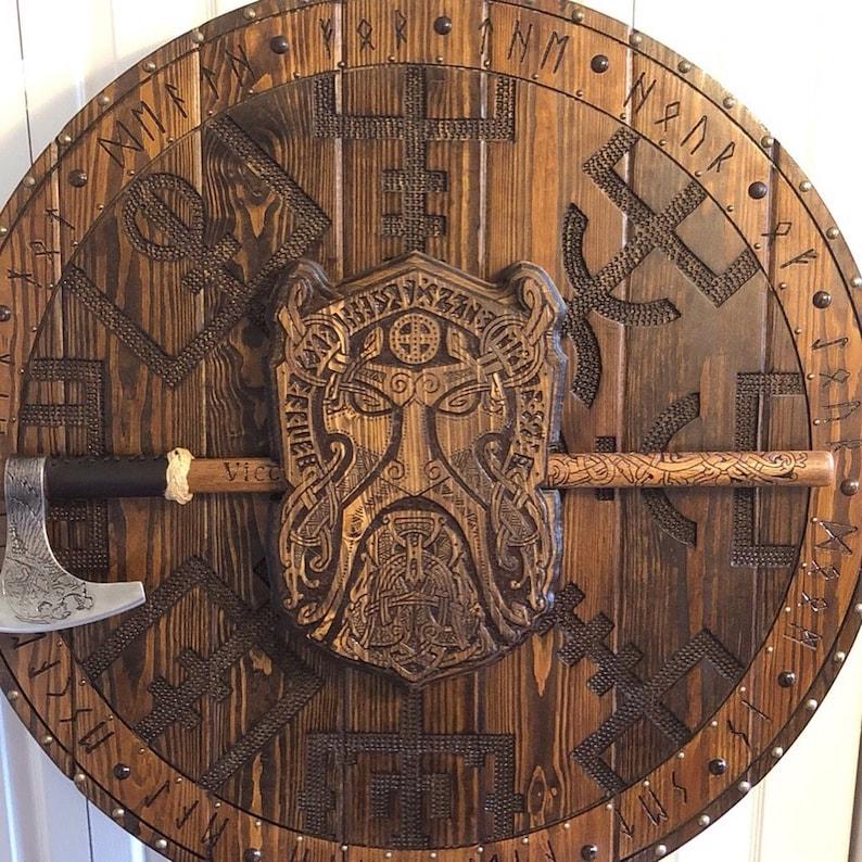 Fabulous Viking Shield Download Free Architecture Designs Scobabritishbridgeorg