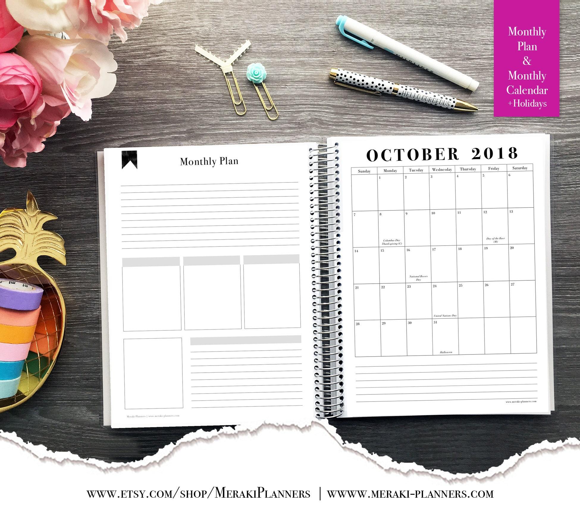 n e w meraki planners appointment book salon planner 15 minute