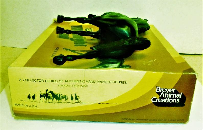 breyer horse vintage