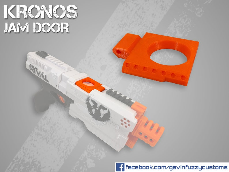 Nerf Kronos Jam Door