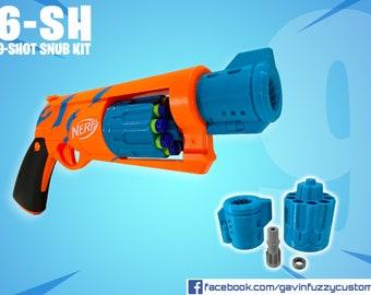 Nerf 6-SH 9-Shot Snub Kit