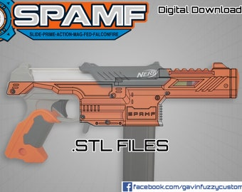 SPAMF FILES [Digitial .STL]
