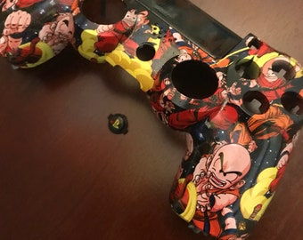 Hydro Dipped Ps4 Front Controller Shells