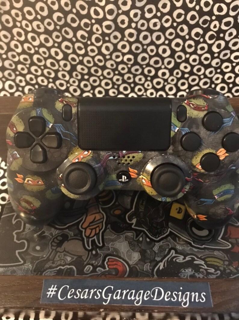 Ninja turtle ps4 controller