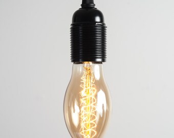 E27 60W Pear Filament Bulb