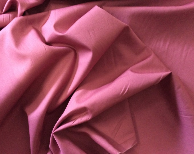 High quality cotton poplin dyed in Japan. lilac no58
