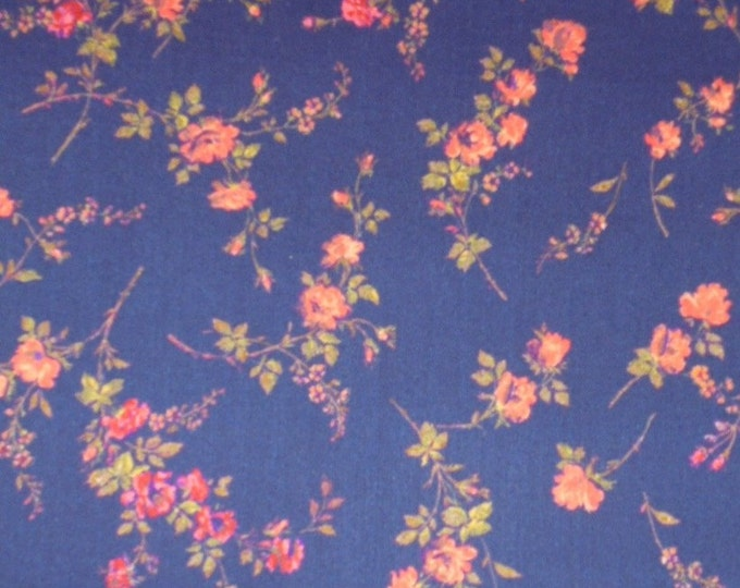 Tana lawn fabric from Liberty of London, Elisabeth