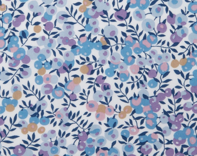 Tana lawn fabric from Liberty if London, Wiltshire