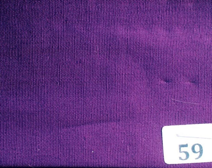 High quality cotton poplin dyed in Japan, purple nr59