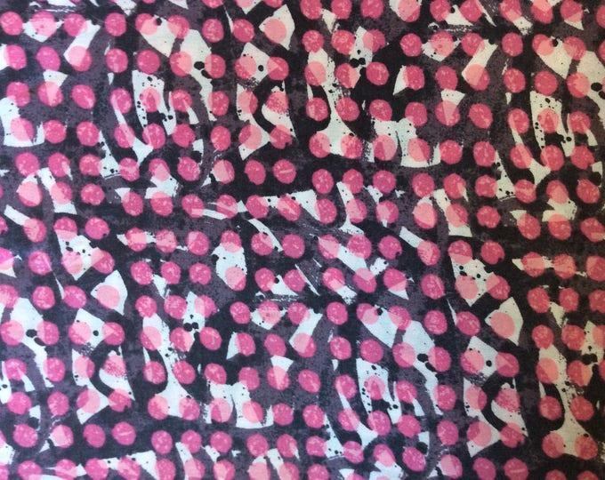 Tana lawn fabric from Liberty of London, Kinetic