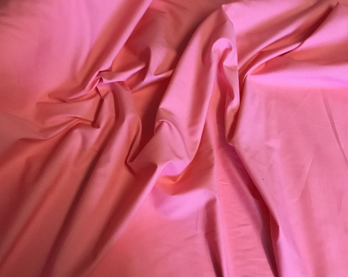 High quality cotton poplin, soft pink nr9