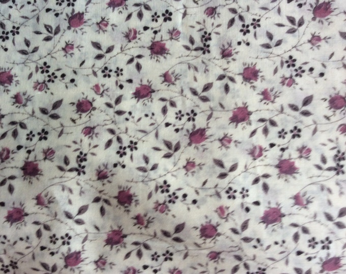 Tana lawn fabric from Liberty of London, Nina