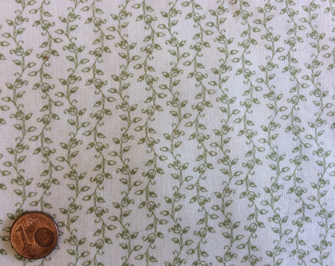 Hupigh qulity cotton poplin printed in Japan, leaves no7