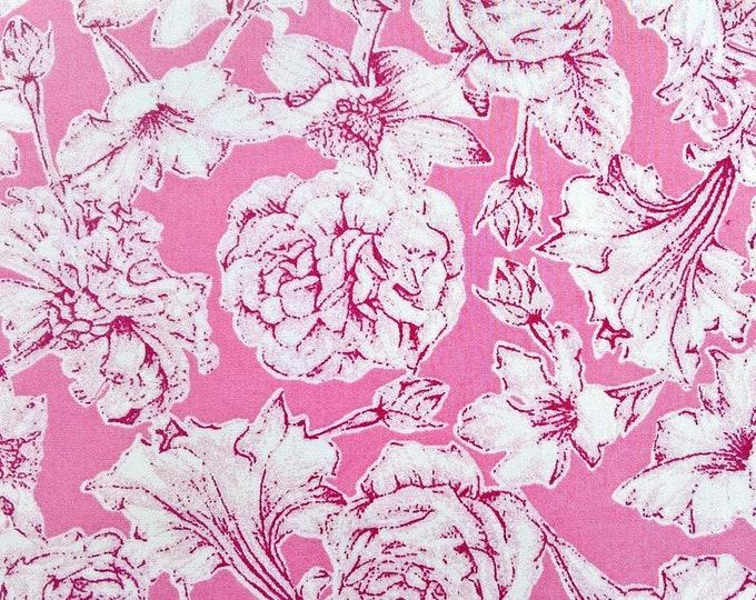 Tana lawn fabric from Liberty of London, Sheree