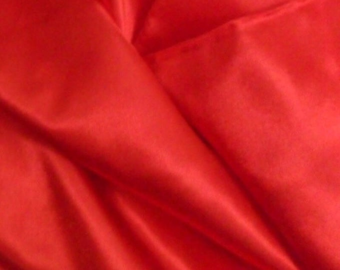 Antistatic acetate lining, red