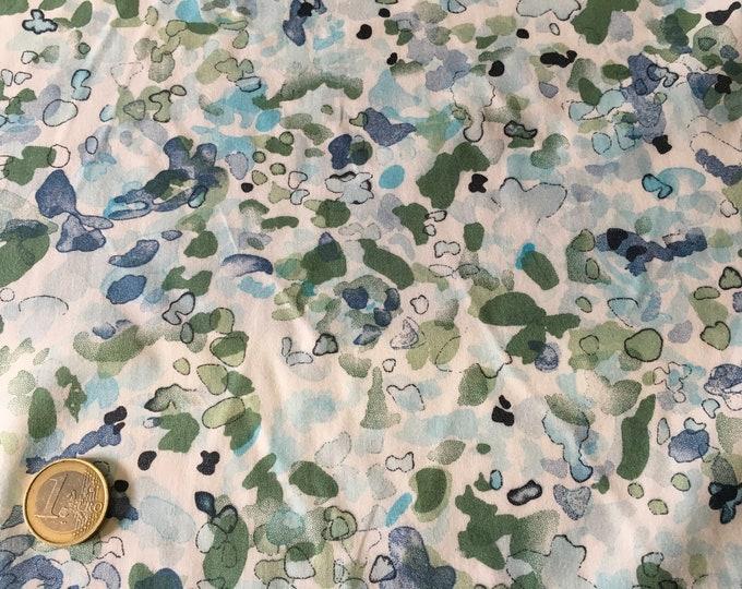 English Pima lawn cotton fabric, priced per 25cm.