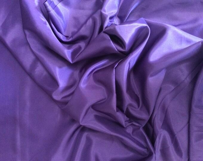 Antistatic acetate lining, purple