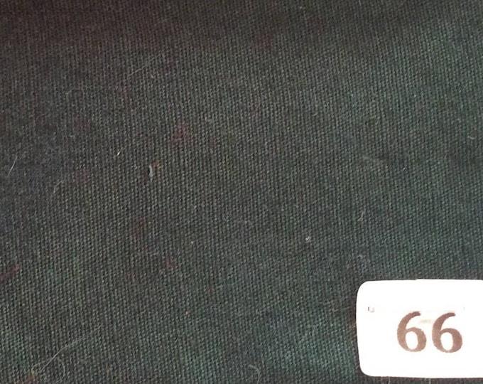 High quality cotton poplin dyed in Japan, dark moss green nr66
