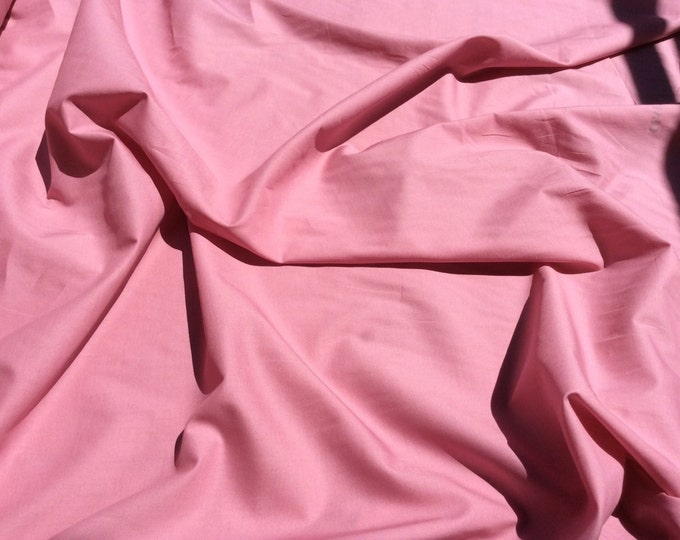 High quality cotton lawn dyed in Japan. Pink no38