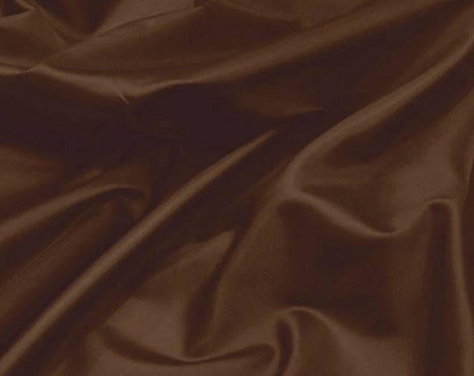 Antistatic, acetate lining, brown