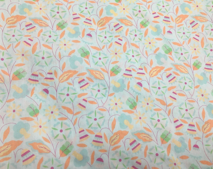 Tana lawn fabric from Liberty of London, exclusive Bobo Pastel