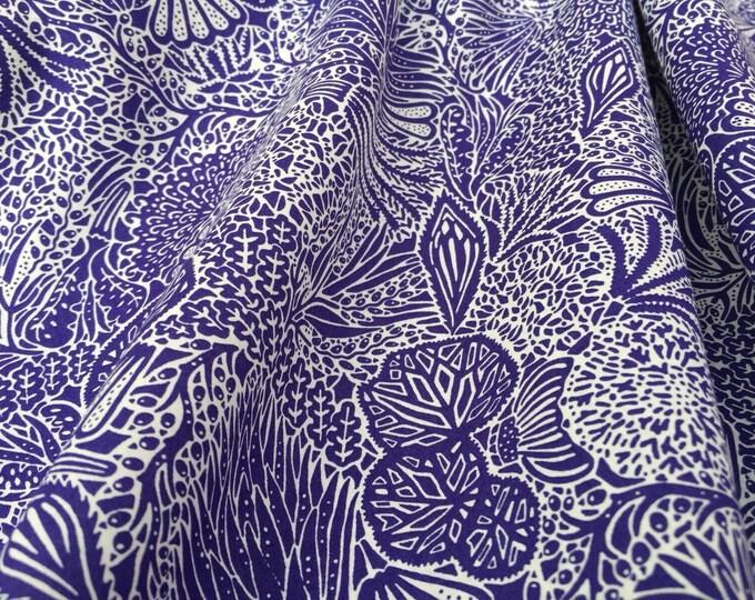 Tana lawn fabric from Liberty of London, Heidi Maria