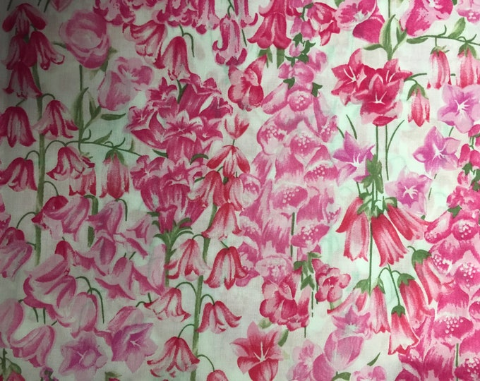 Tana lawn fabric from Liberty of London, Birkbeck