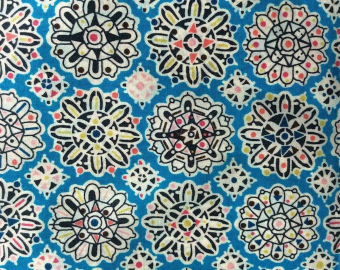 Tana lawn fabric from Liberty of London, Helena