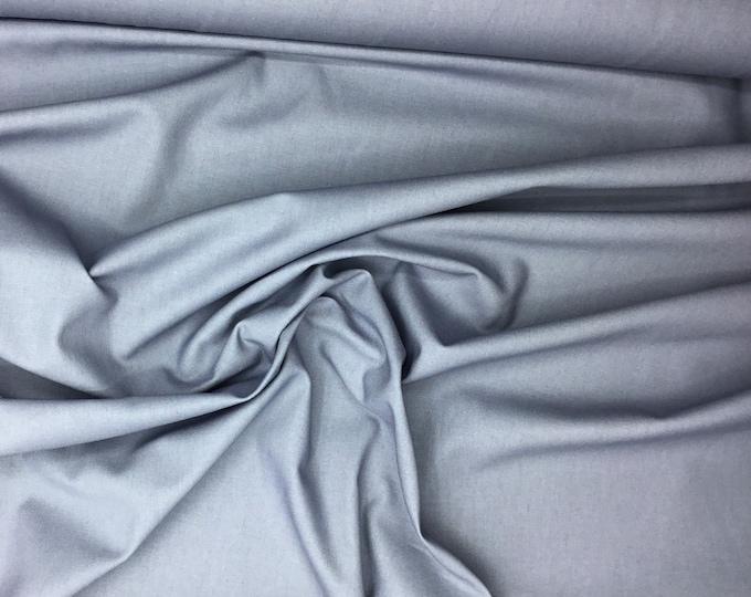 Light cotton canvas, oekotex certified, grey nr45