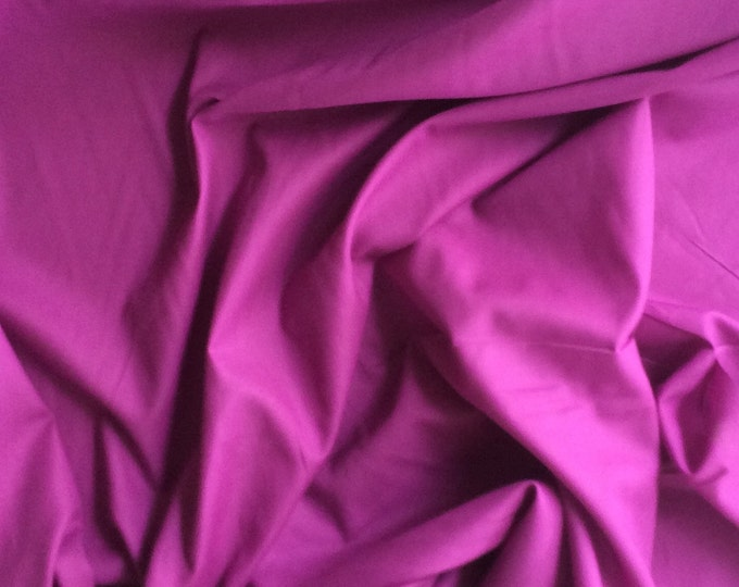 High quality cotton lawn dyed in Japan, purple
