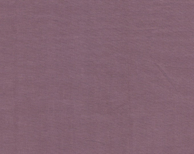 High quality cotton poplin dyed in Japan. Pearl violet no61