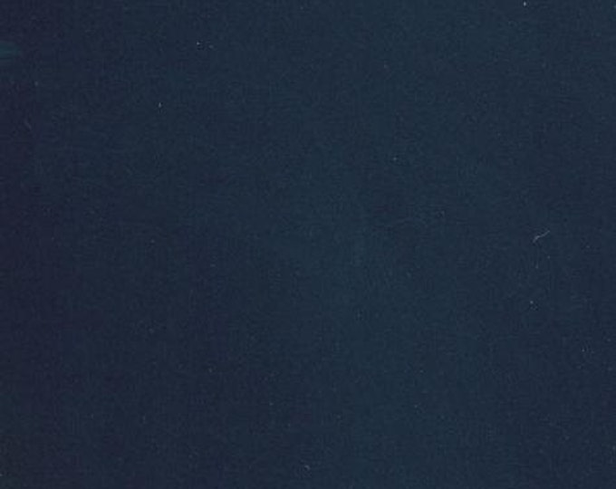 High quality cotton poplin dyed in Japan. Dark petrol blue no67