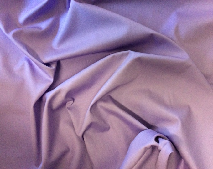High quality cotton poplin dyed in JapaN. Violett no5