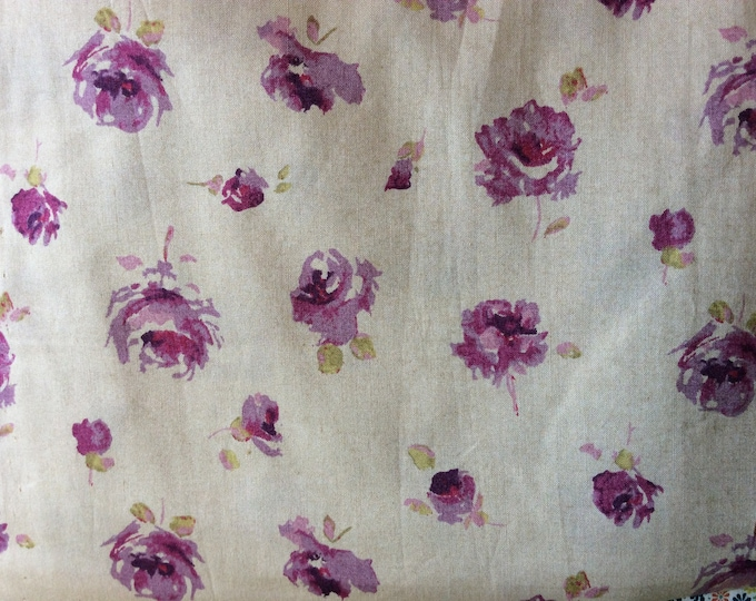 Tana lawn fabric from Liberty of London, Rosa