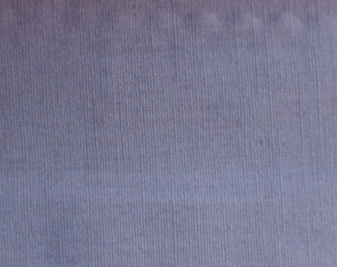High quality cotton poplin dyed in Japan. Lavender/grey no57