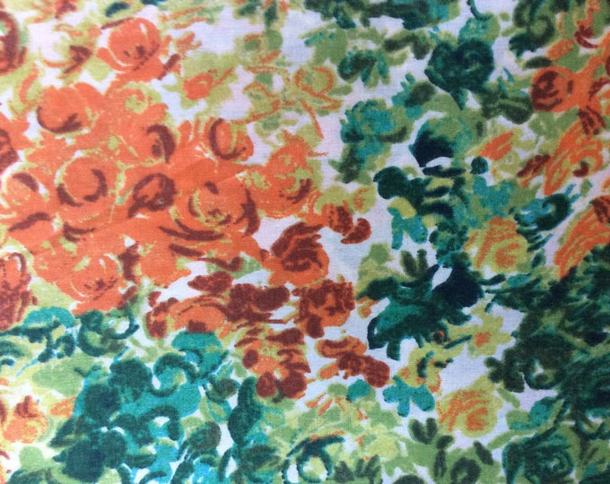 Tana lawn fabric from Liberty of London, Mary and Jean
