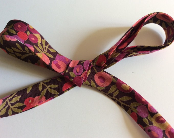 Liberty of London bias binding, Wiltshire
