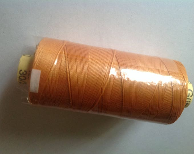 Extra stronger Gutermann sewing thread, curry no300