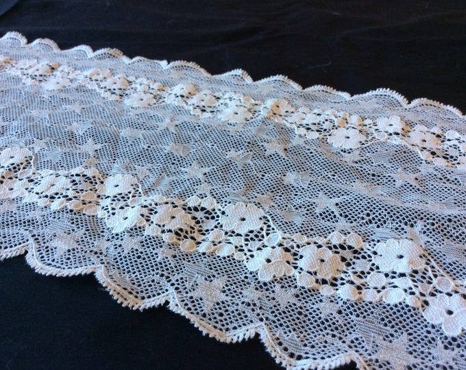 Lace piece from a well known French manufacturer