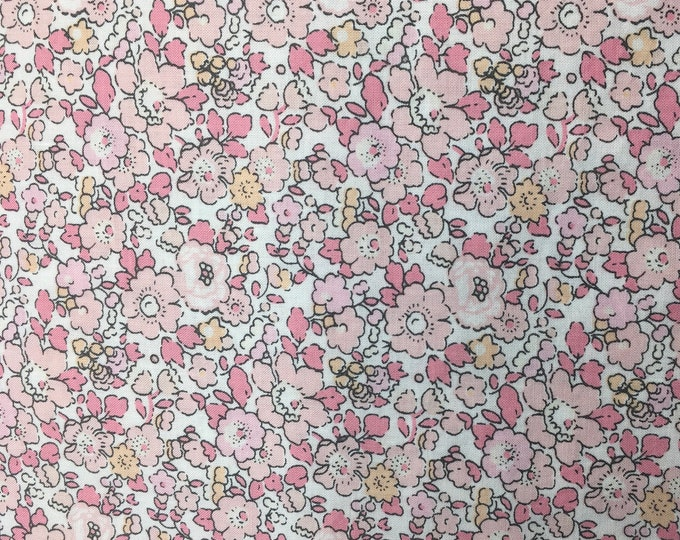 Tana lawn fabric from Liberty of London, exclusive Betsy Ann Princess