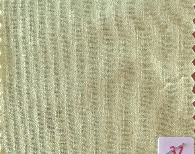 High quality cotton poplin, soft green no37