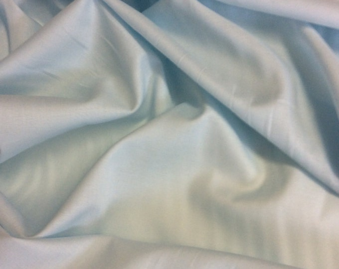 High quality cotton lawn dyed in Japan. Ice blue no34