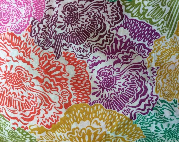 Tana lawn fabric from Liberty of London, Carolyn Jane