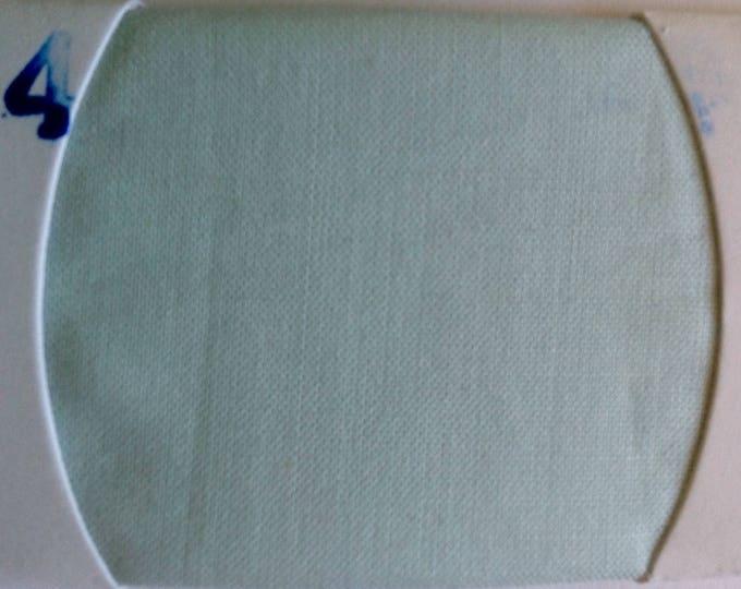 Plain cotton lawn fabric, pastel green no34