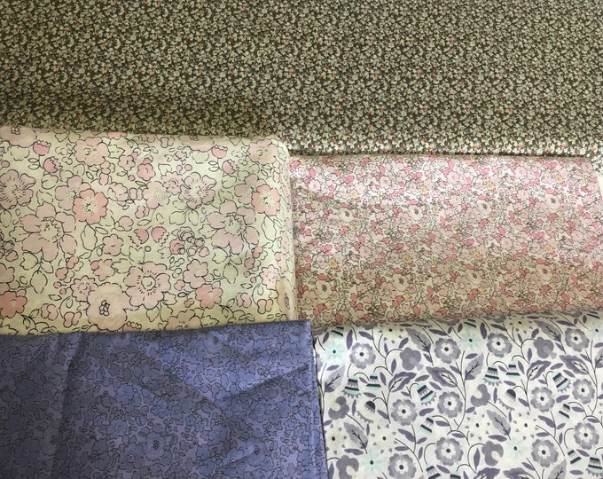 19.25m Tana lawn fabric from Liberty of London, 25% off