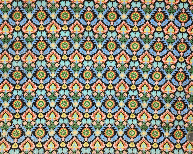 London lawn cotton fabric, priced per 25cm, Boheme