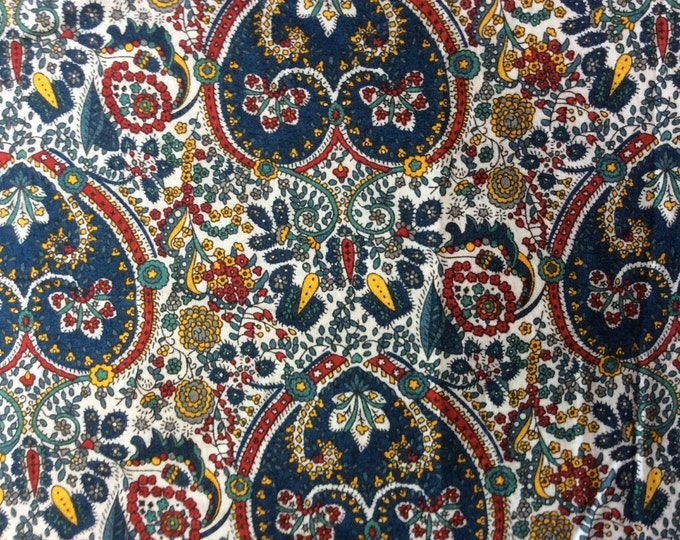 Tana lawn fabric from Liberty of London, Kitty Grace