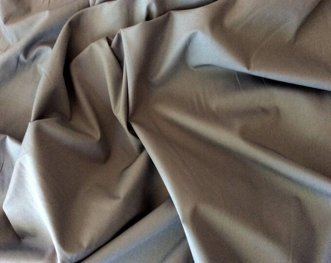High quality cotton poplin, grey no16