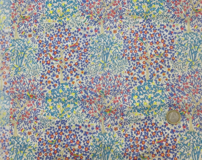 Tana lawn fabric from Liberty of London, Jess and Jean